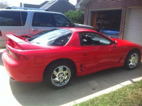 buy used 1999 mitsubishi 3000gt sl coupe 2 door 3 0l in victoria texas united states for us