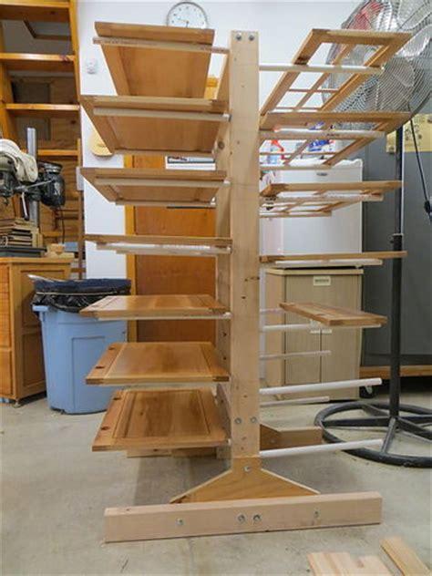 cabinet door drying rack  jkinoh  lumberjockscom