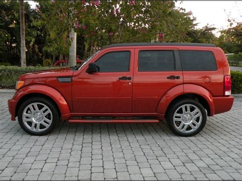 ft myers dodge 2008 dodge nitro r t 4wd fort myers florida for sale in