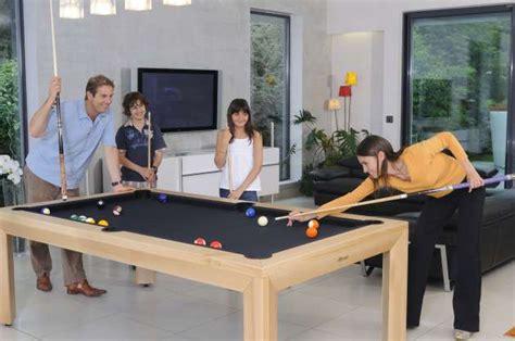 tavolo da biliardo per casa il biliardo ecologico casa design