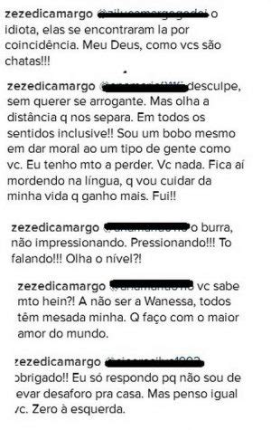"""CDS PARA BAIXAR: Zezé Di Camargo chama seguidores de """"lixo"""