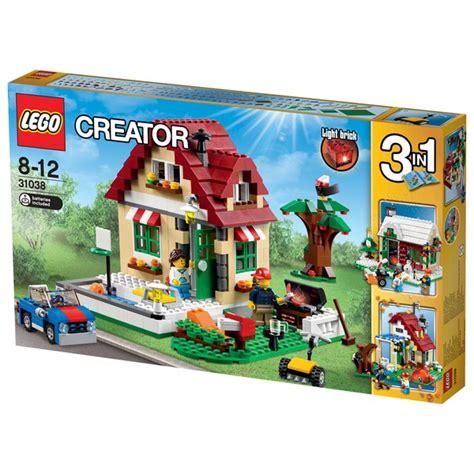 New Lego 31038 Changing Seasons 1st367 lego creator changing seasons 31038 toys thehut