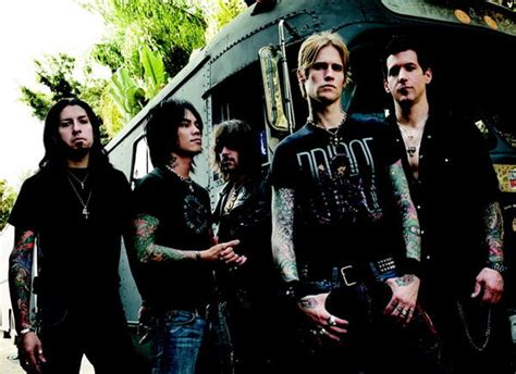 buckcherry video buckcherry 2009 tour dates announced hard rock hideout