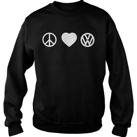 Sweater Peace peace volkswagen vw shirt hoodie sweater and v neck
