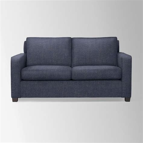 henry loveseat west elm den designs