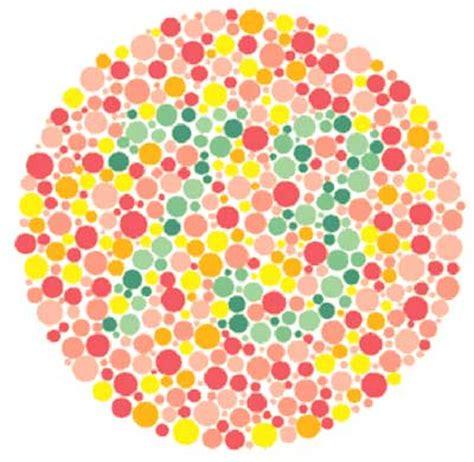 daltonismo test test daltonico 5 tonterias