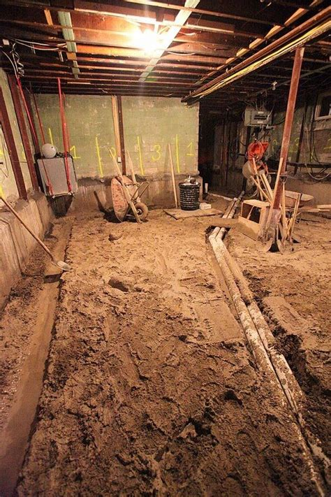house crawl themes 7 best crawl space to basement images on pinterest