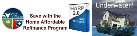 harp home affordable refinance program harp 2 0