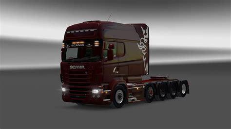 scania rs rjl 1 0 0 american truck simulator mod