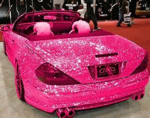one day i will this pink glitter decked out