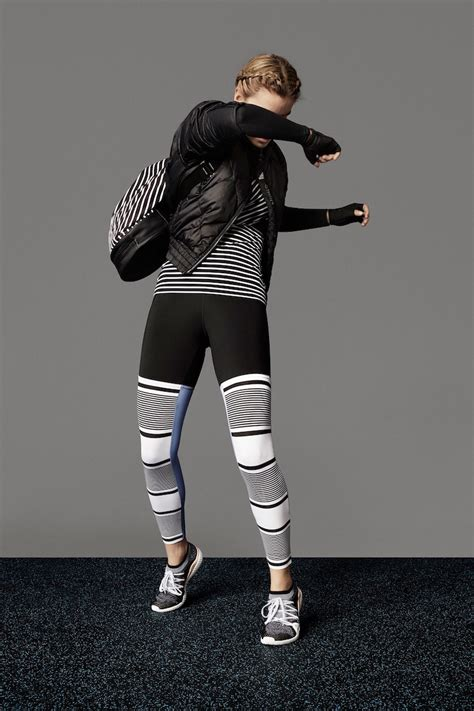 Do In Style With Stella Mccartneys Adidas by Adidas By Stella Mccartney Fall Winter 2016 Lookbook Nawo