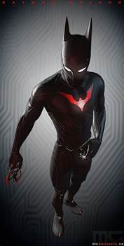 batman beyond concept art i consider this to be the k i t