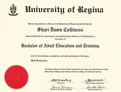 Difference Between Mba And Bachelor Degree by Degree Certificate Gallery