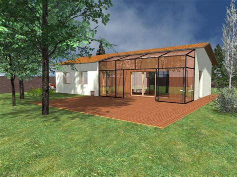 Maison Bioclimatique Architecture by L Architecture Bioclimatique Cid Ma 238 Trise D Oeuvre