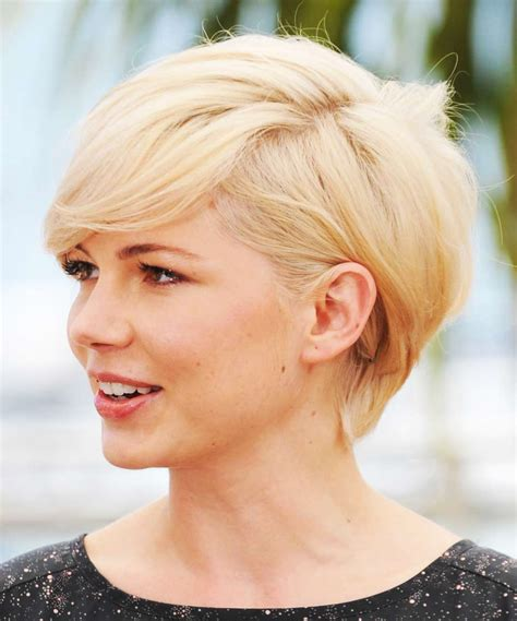 hairstyles for short hair on round faces short hairstyles for round faces women s fave hairstyles
