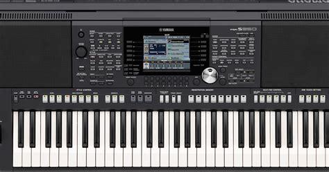 Keyboard Yamaha Termurah Kurnia Musik Semarang Yamaha Psr S950 Arranger Workstations