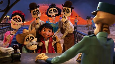 film cartoon coco new trailer released for pixar s latest animated film coco