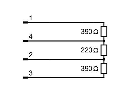 terminating resistor profibus e12315 terminating resistor for profibus dp ifm electronic