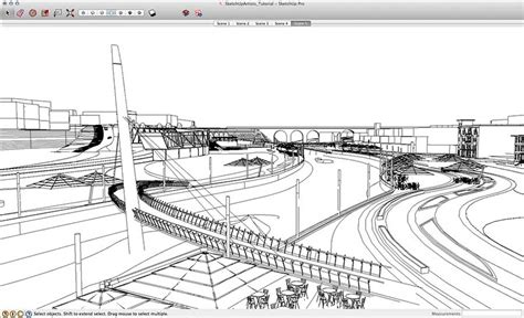 sketch export pattern quick tutorial concept sketching using sketchup and