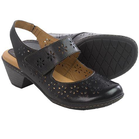 janes shoes softspots safia sling back shoes for