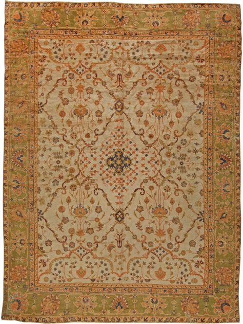 14x10 area rug antique turkish oushak rug bb5666 by doris leslie blau