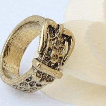 fashion belt statement ring lilyfair from lilyfair jewelry