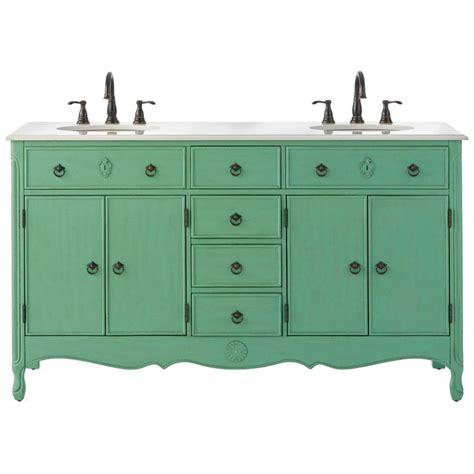 home decorators vanity home decorators collection highland 61 in w vanity in