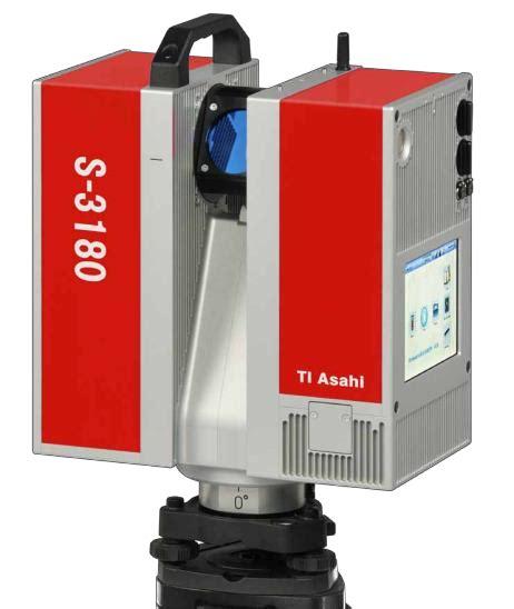 Laser Distance Pentax M100 laser scanners
