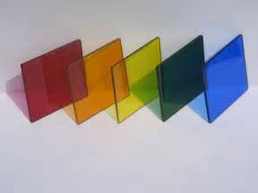 color glass colored glass squares set of 5 manufacturers colored