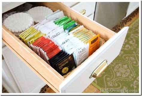 tea organization tea organization tea storage and new kitchen on pinterest
