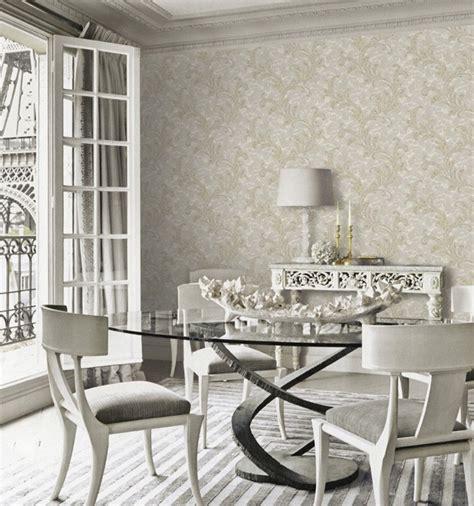 decorar comedor con papel pintado luxury en los papeles pintados de blumarine villalba