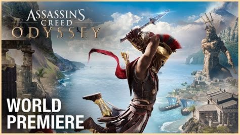 1405939745 assassin s creed odyssey the official trend assassin s creed odyssey e3 2018 official world