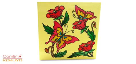 painting on ceramic tile craft the art of tile painting