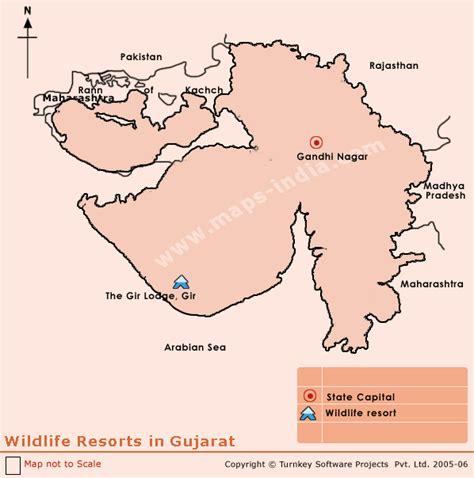 hd resort map gujarat map hd