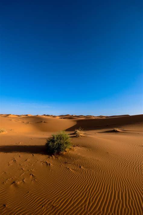 images arid barren blue sky clear sky desert
