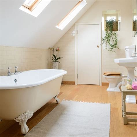 awkwardly shaped bathrooms designs a bright and airy bathroom with a skylight bathroom