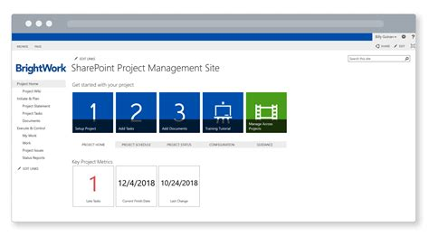 Free Sharepoint Project Management Templates Sharepoint Task Tracking Template