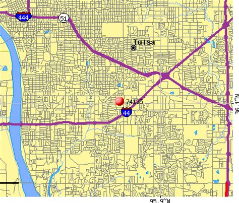 zip code map tulsa 74135 zip code tulsa oklahoma profile homes