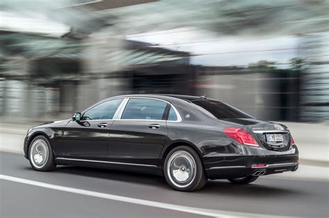 mercedes maybach 2016 mercedes maybach s600 priced from 190 275