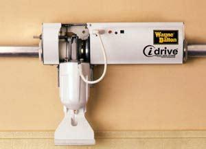 Wayne Dalton Garage Door Opener Freeing The Idrive Motor From The Shaft