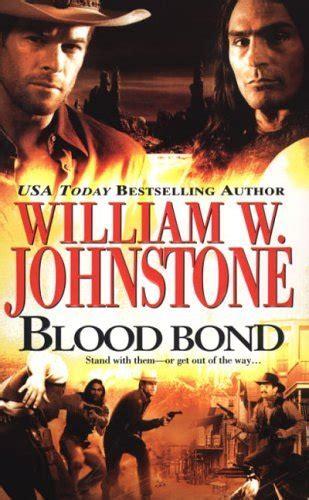 Blood Bond edges blood bond william w johnstone