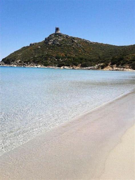 porto giunco spiaggia spiaggia di porto giunco tracce di sardegna