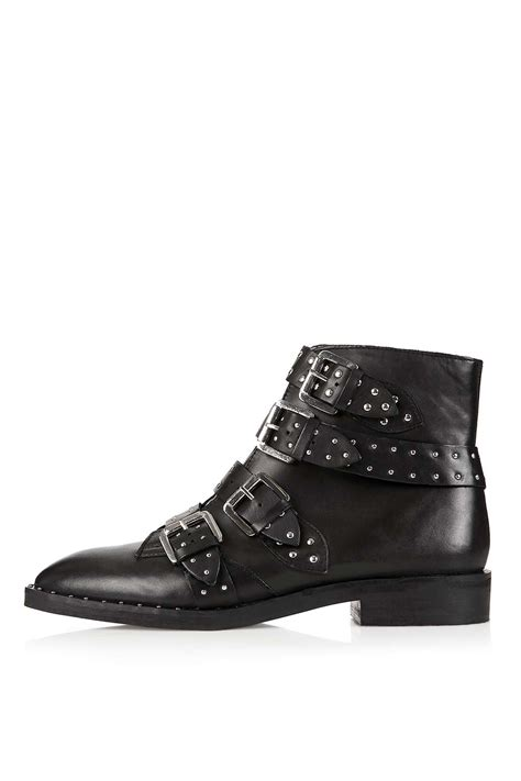 studded ankle boots studded ankle boots topshop