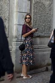 Fashions Import A30818 Jumpskirt Skirt on the street via fogazzaro milan 171 the sartorialist