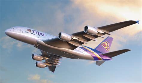 thai airways airbus i fly a380 thai airways