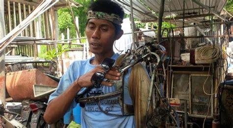 membuat otak robot awal mula pria bali berubah jadi manusia robot regional