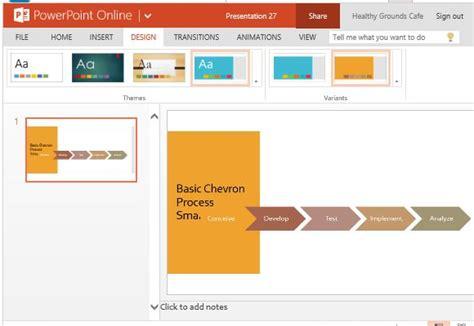 Smartart Process Flow Diagram Template For Powerpoint Online Smartart Process Templates
