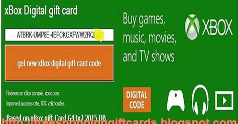 printable xbox gift card shopping gift cards xbox gift card codes generator