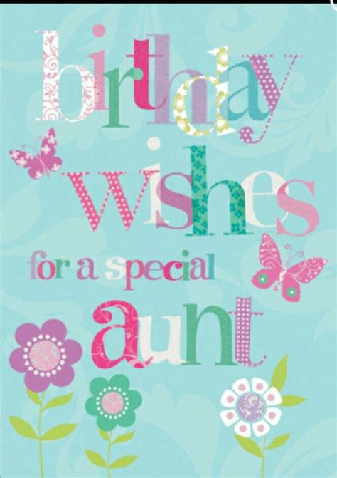 Quotes For Aunts Birthday Happy Birthday Aunt Quotes Quotesgram