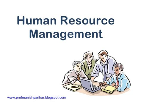 Why Mba In Human Resource Management by Introduction To Hrm 2